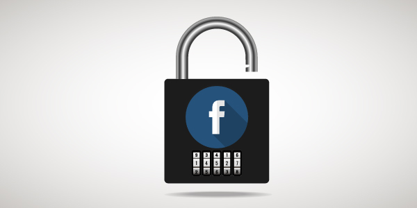 解鎖facebook