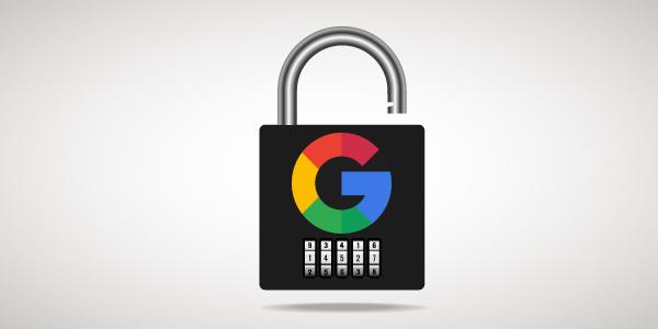 解鎖google
