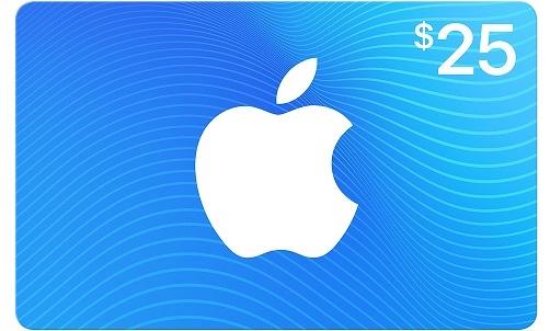 iTunes礼品卡
