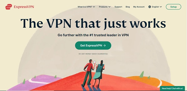 ExpressVPN台灣VPN
