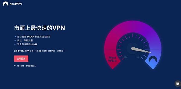 NordVPN隱藏IP地址