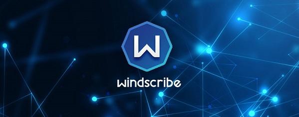 免費VPN-Windscribe
